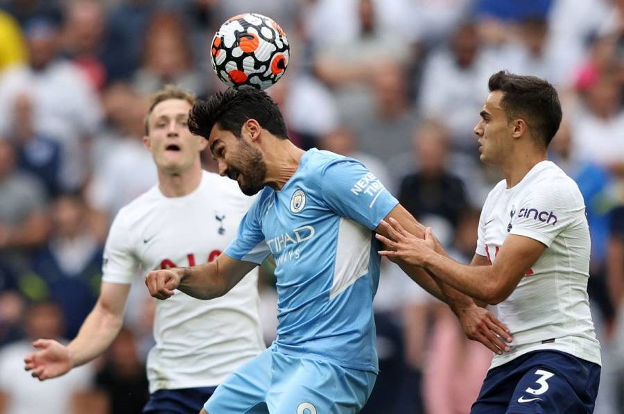 Manchester City pierde ante Tottenham en inicio de la Premier League