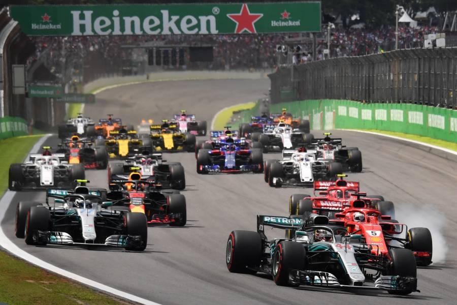Sao Paulo tendrá aforo completo para el GP de la Fórmula 1