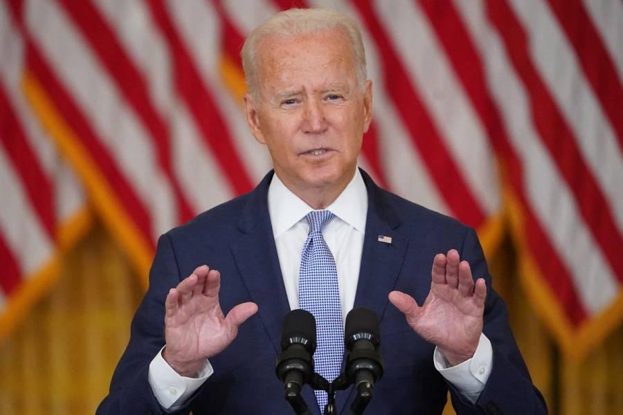 Joe Biden ofrecerá este lunes un discurso sobre Afganistán