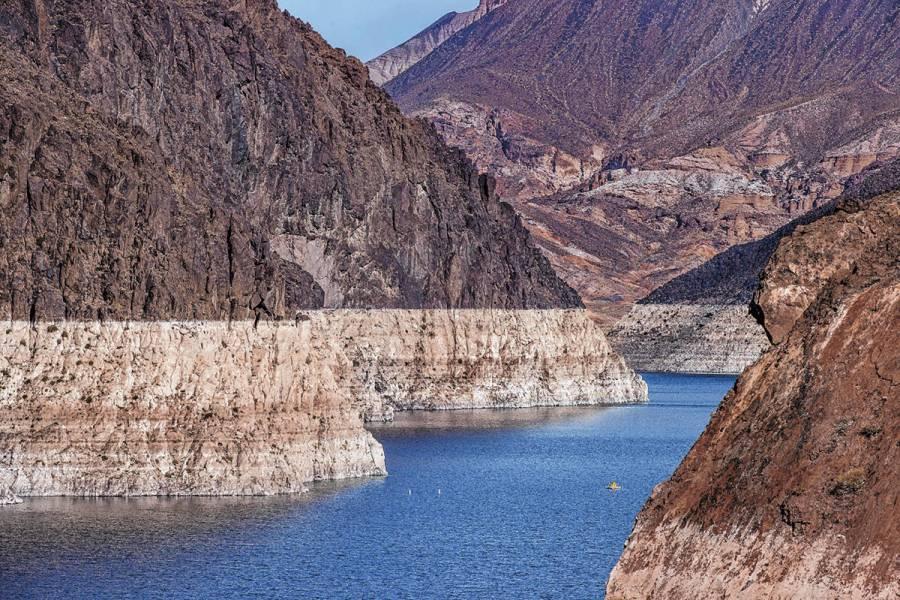 EEUU declara escasez de agua en lago Mead que afectará a México