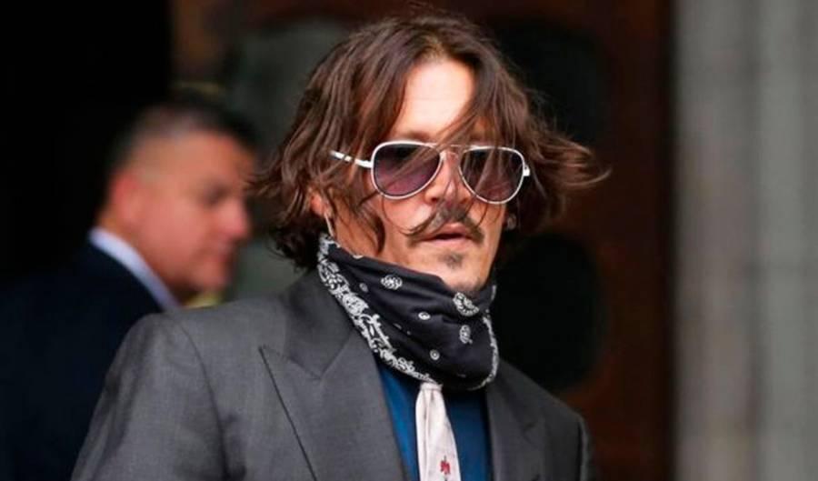 Hollywood me está boicoteando: Johnny Depp