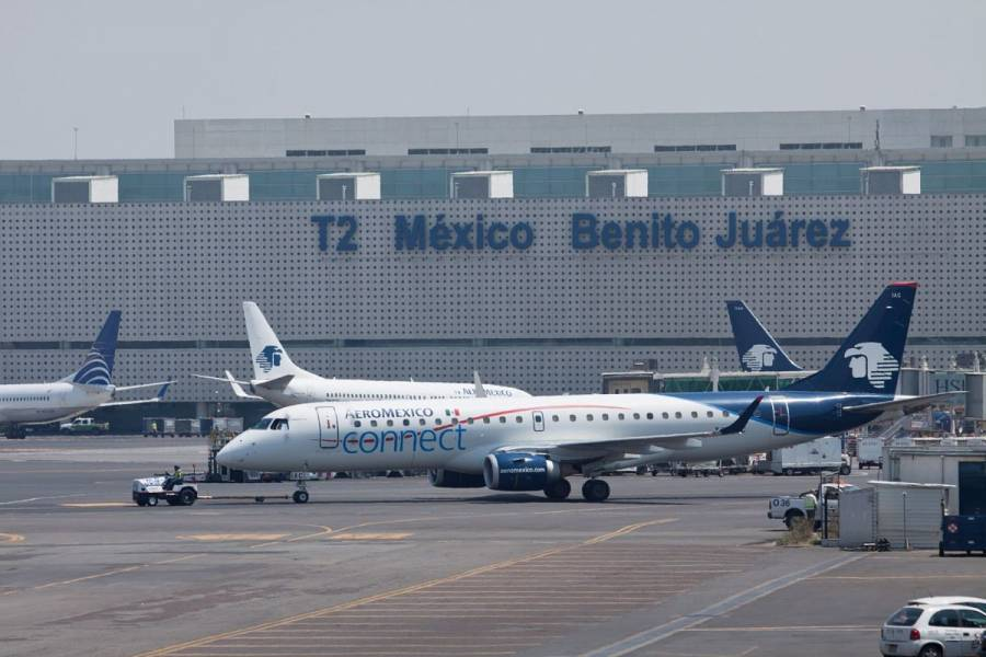 Lanza Aeroméxico ruta directa entre Cancún y São Paulo