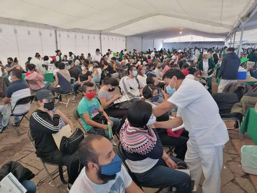 Esta semana inician vacunación de jóvenes en Xochimilco
