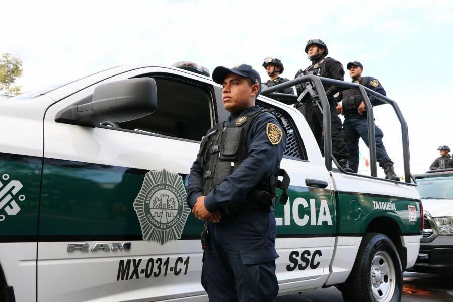 Caen cuatro presuntos integrantes de La Unión Tepito por extorsionar a migrantes