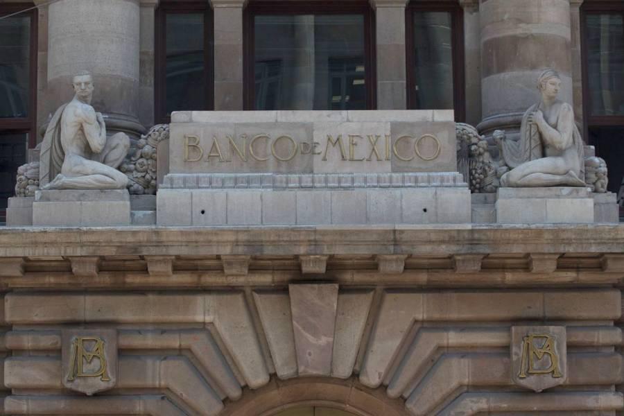 Banxico anuncia subasta de financiamiento por 400 millones de dólares
