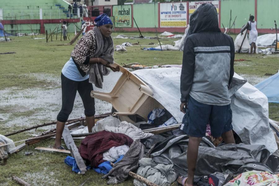UE dará 3 millones de euros de ayuda para Haití tras intenso sismo