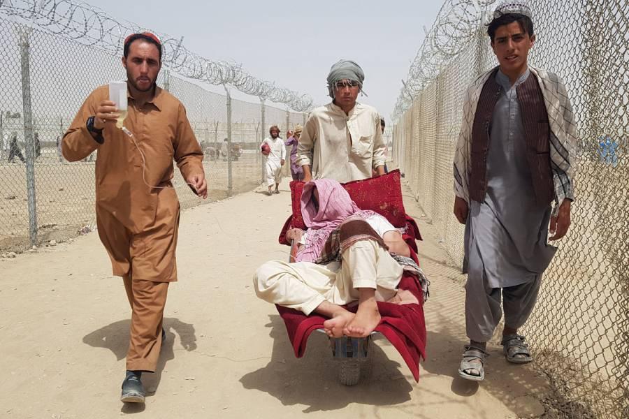 La ONU pide a los países que prohíban la expulsión de afganos