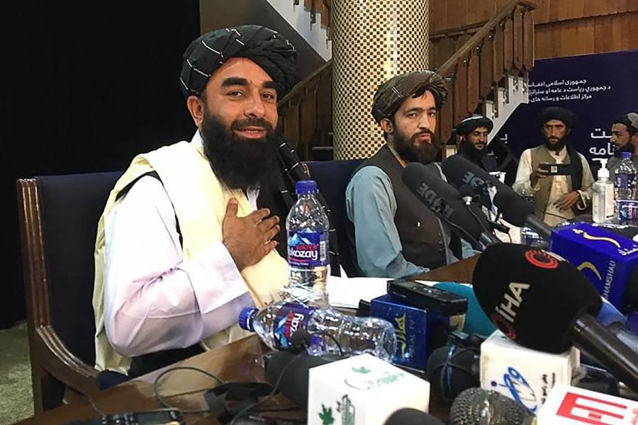Talibanes anuncian