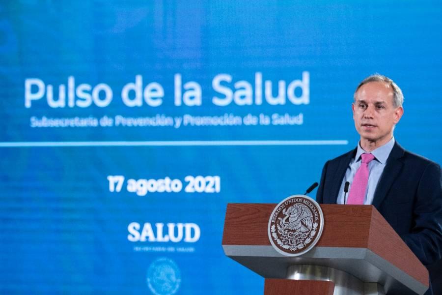 En 15 días descenderá tercer ola de contagios: López-Gatell
