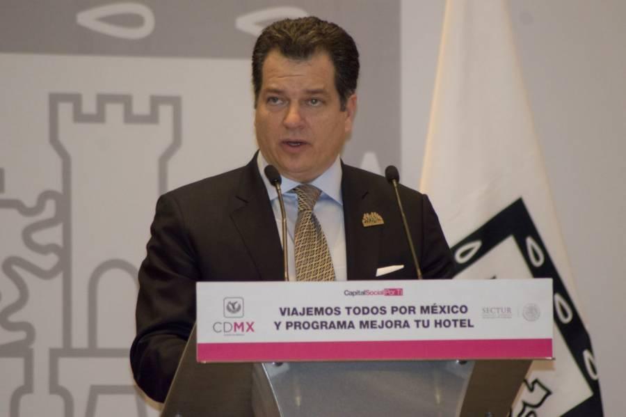 Interpol emite ficha roja contra Miguel Alemán Magnani