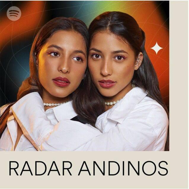 """Dueto colombiano Vale estrena """"Ganas"""", de su disco """"En línea recta"""""""