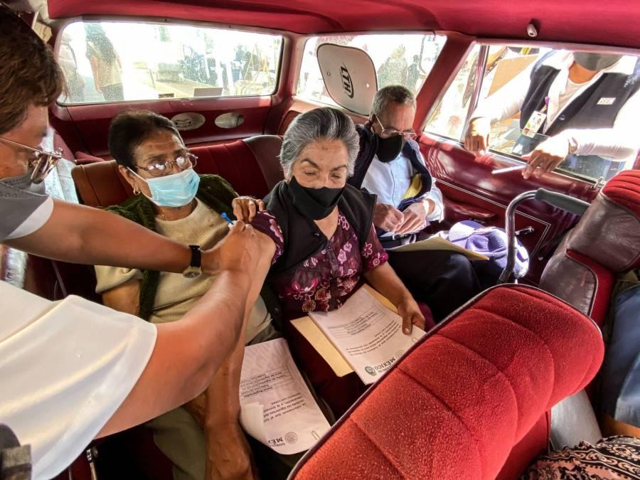 México reporta 877 muertes por Covid en 24 horas