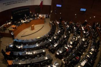 Legisladores: Sin certeza extraordinario para revocación de mandato