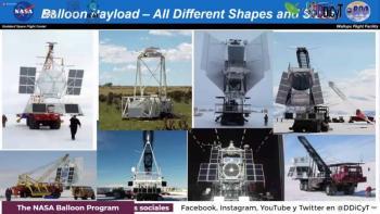 Refrendan IPN y NASA colaboración dentro del Programa de Vuelos Suborbitales