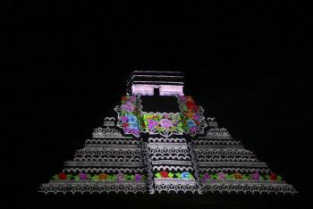 En Yucatán, cerrarán zonas arqueológicas por tormenta tropical