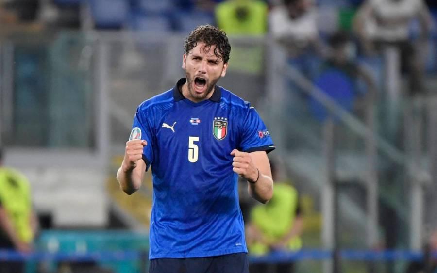 Juventus ficha a Manuel Locatelli, reciente ganador de la Eurocopa