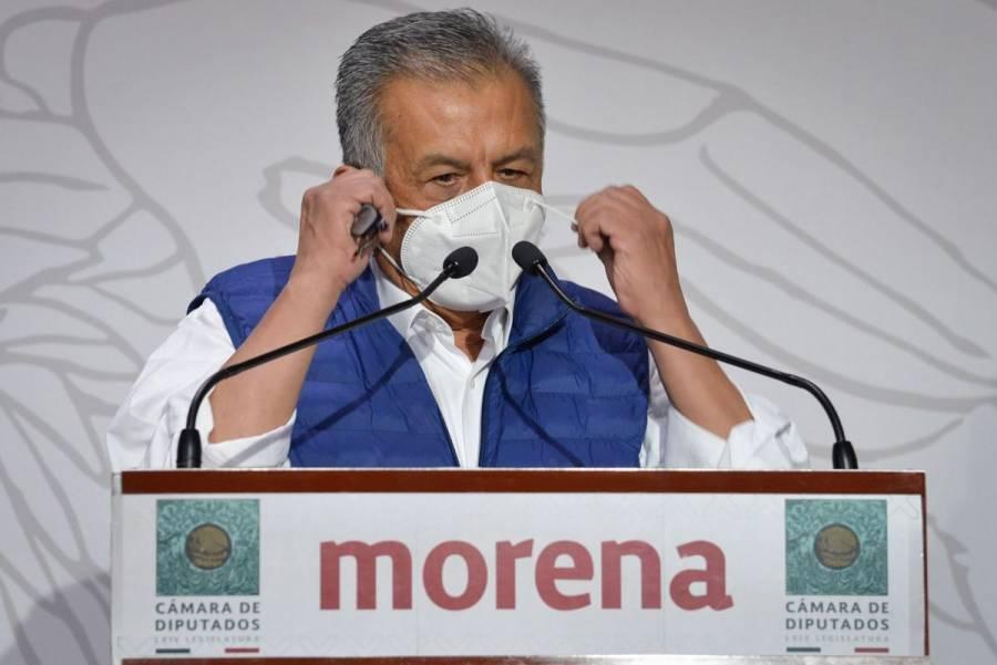 Saúl Huerta podría entregarse a la Fiscalía de la CDMX este jueves