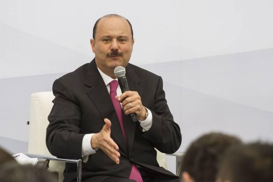 César Duarte demanda a Javier Corral por daño moral y reclama indemnización