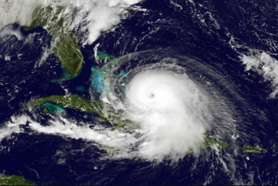 Tormenta Grace se convierte en huracán rumbo al Caribe mexicano