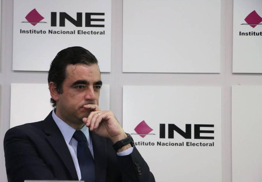 Renuncia el director de Prerrogativas y Partidos Políticos del INE