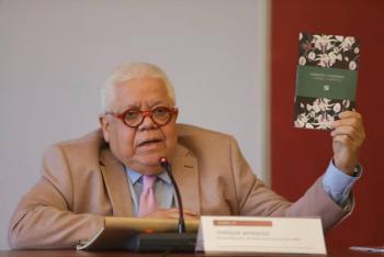 Enrique Márquez renuncia a la Dirección de Diplomacia Cultural de la SRE