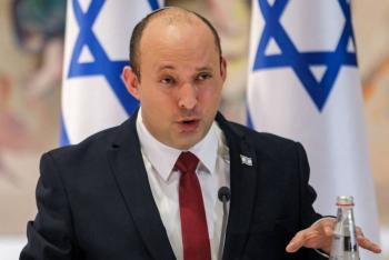 Primer ministro de Israel, Naftali Bennett, se reunirá con Joe Biden este mes