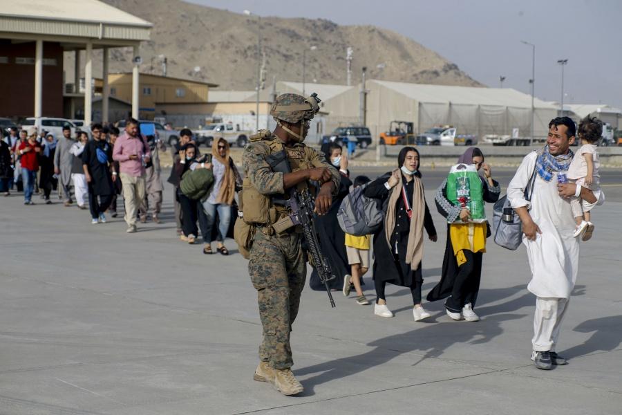 EEUU agradece a México por acoger a refugiados afganos