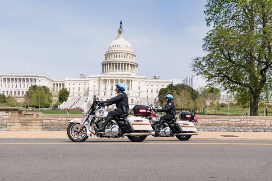 Se abrió una investigación tras la amenaza de bomba en el Capitolio de EEUU