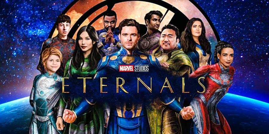 Eternals: Tráiler final explica por qué no evitaron el chasquido de Thanos