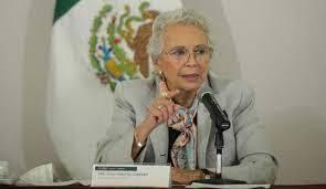 """Coordinadores de """"Juntos Hacemos Historia"""" se reúnen con la secretaria de Gobernación"""