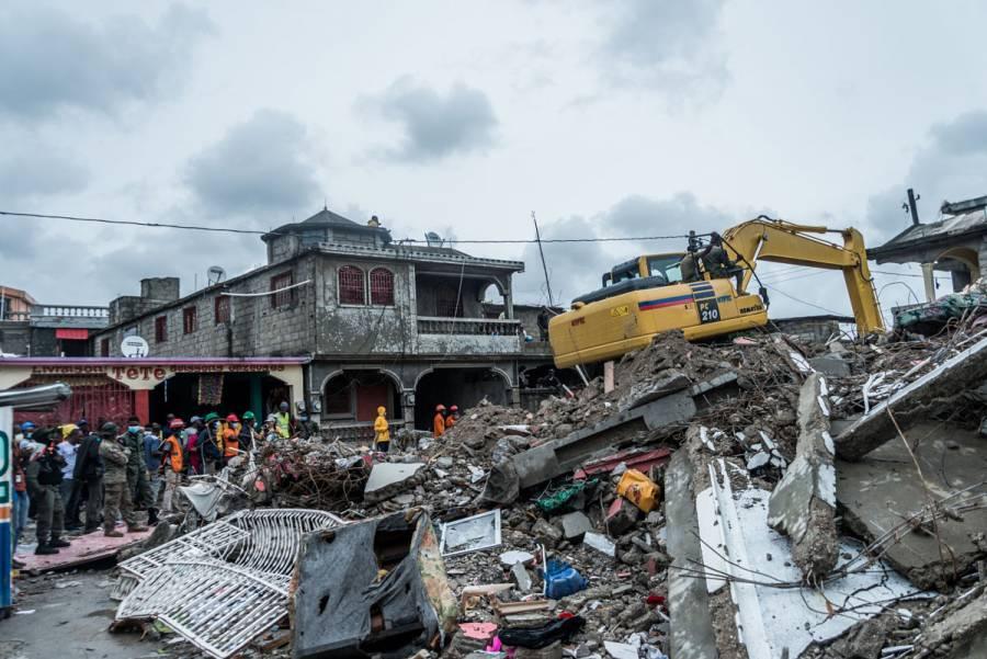 Sube a 2 mil 189 la cifra de muertos por terremoto en Haití