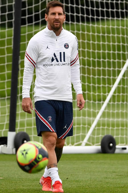 Tampoco jugará Messi este viernes con el PSG; sería a finales de agosto