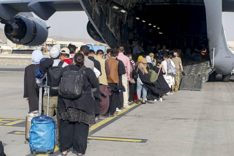 Cuarto avión español va a Dubái por españoles y colaboradores afganos