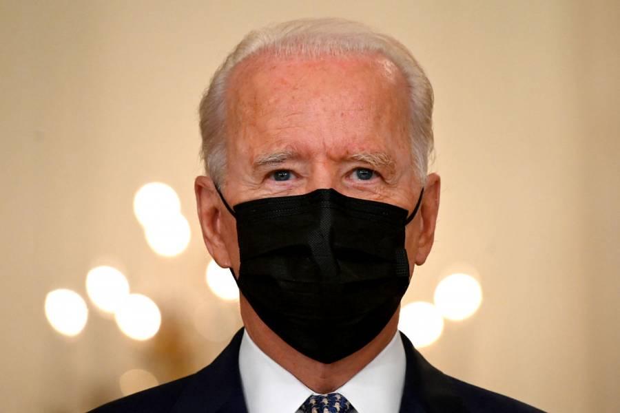 Joe Biden confirma que recibirá tercera dosis de vacuna contra Covid-19