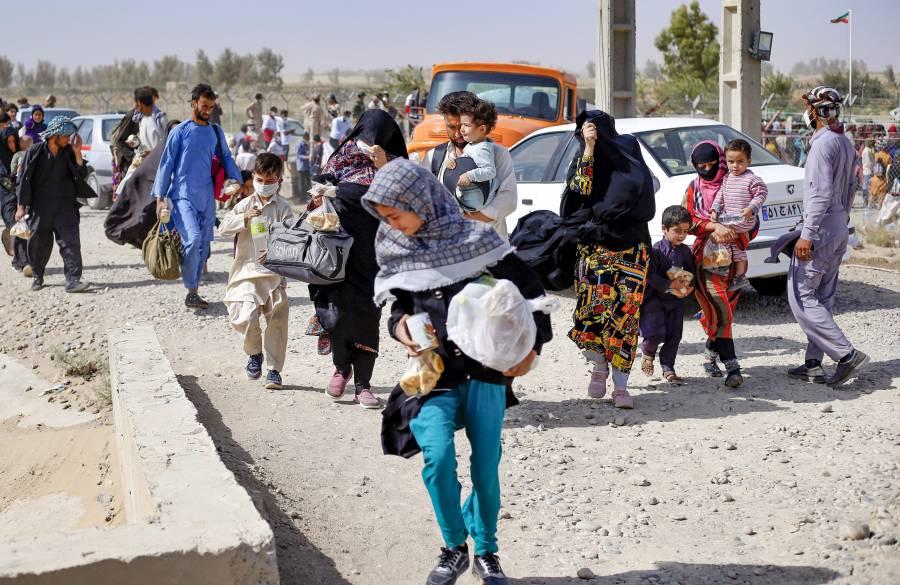 México e Irlanda urgen a la ONU proteger a mujeres y niñas en Afganistán