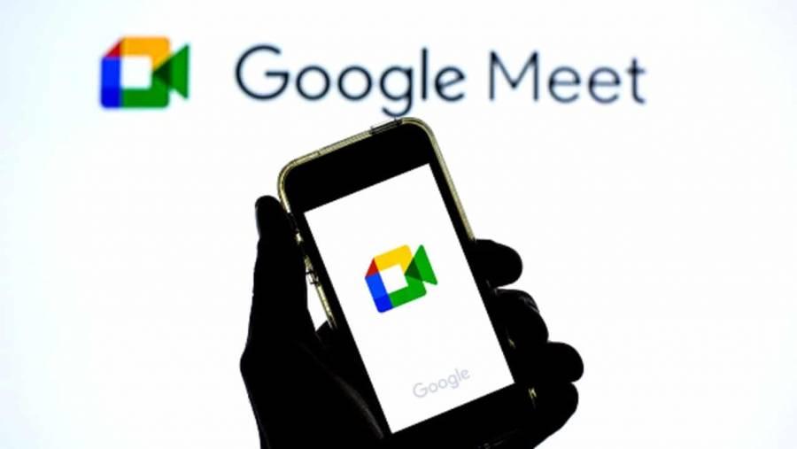 Usuarios reportan la caída de la plataforma Google Meet
