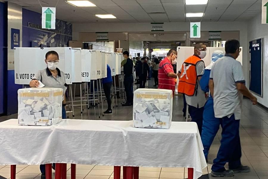 Concluye votación sindical en planta de GM en Silao sin incidentes: STPS