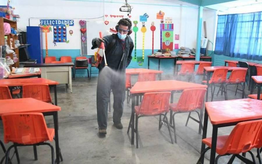 En el Edomex, escuelas de CONAFE regresarán al 100% a clases presenciales