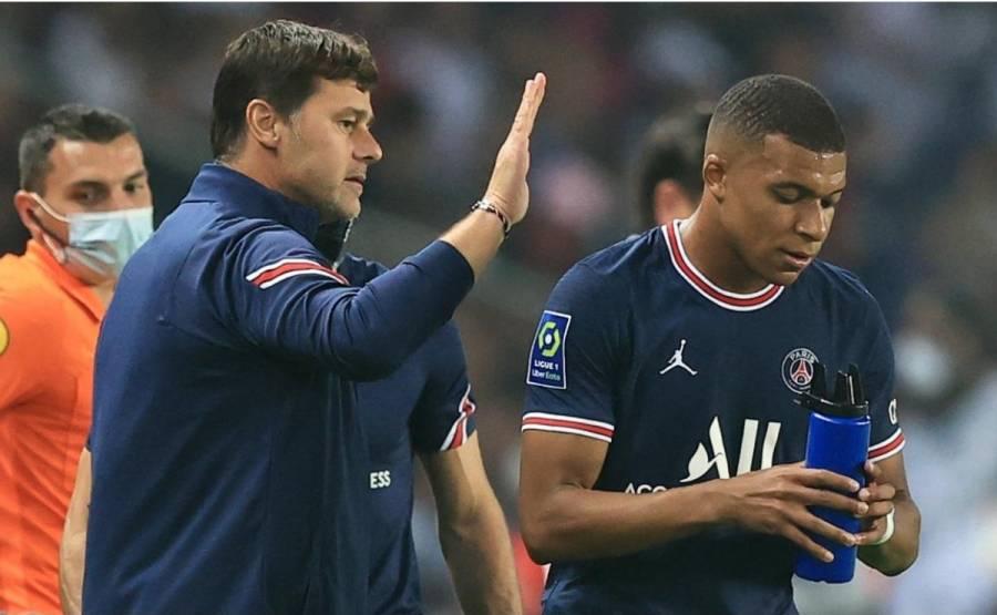 Kylian Mbappé es nuestro jugador. No veo que no esté con nosotros: Mauricio Pochettino