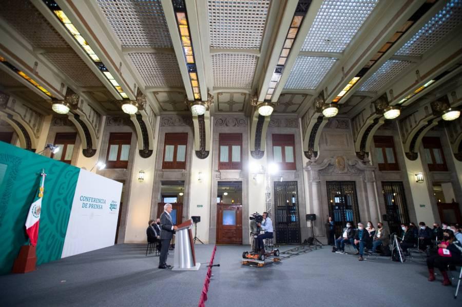 Con grupo de expertos, AMLO alistará iniciativa de reforma electoral