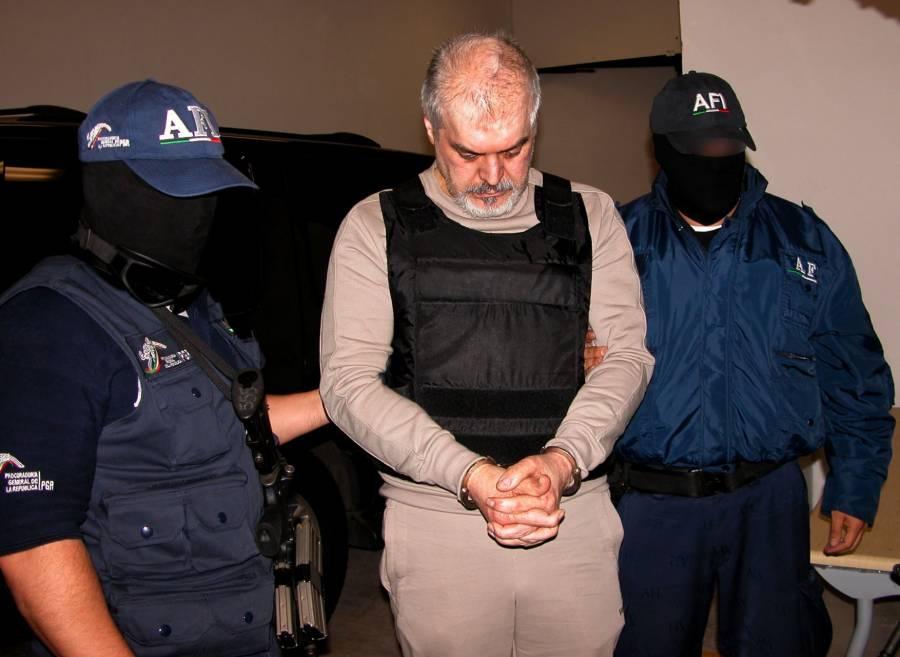 EEUU alista deportación a México de Eduardo Arellano Félix