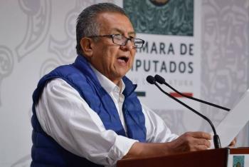 Detienen al diputado Saúl Huerta; es trasladado al Reclusorio Oriente