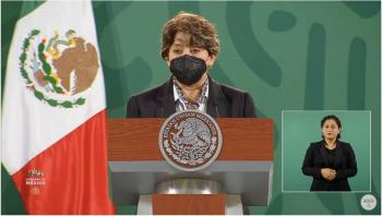 Carta responsiva que circuló en medios, fue un formato de trabajo de SEP: Delfina Gómez