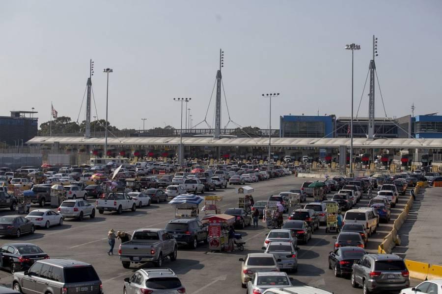 EEUU extiende restricciones en la frontera con México hasta el 21 de septiembre