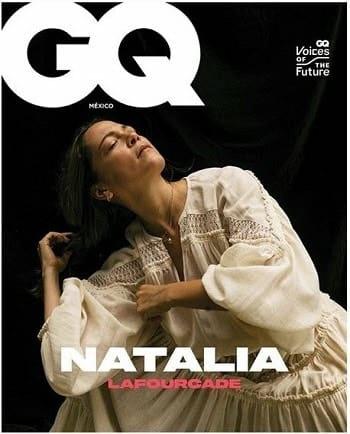 Natalia Lafourcade es reconocida como una de las artistas que cambiarán la música mundial