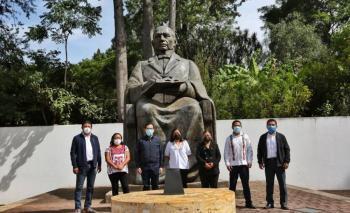En Oaxaca, Ramírez Pineda atiende demandas sociales y de docentes hacia el ISSSTE