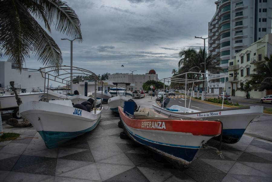 "Huracán ""Grace"" se degrada a tormenta tropical"