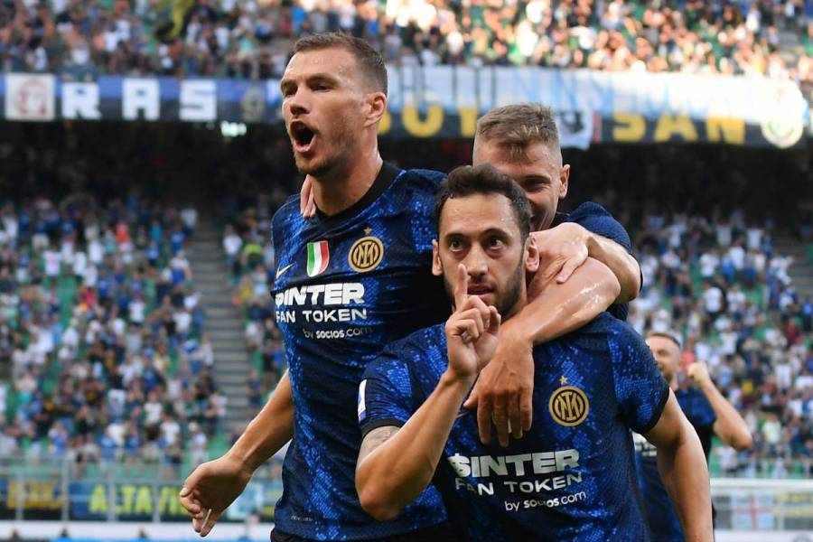 El Inter de Milán goleó 4-0 al Génova