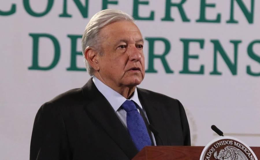 """""""No están solos"""", expresó AMLO al enviar sus condolencias a los familiares de los fallecidos en Veracruz"""