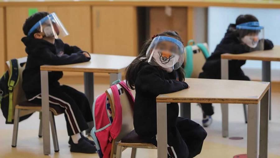 Coahuila iniciará clases presenciales mañana en 191 escuelas